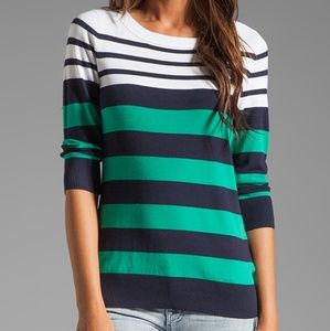 ISO: Shoshanna Striped Caroline Marioniere Sweater